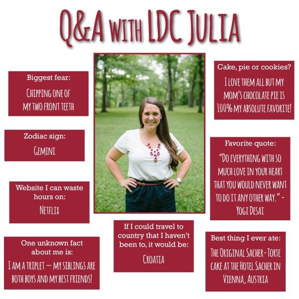 Julia q&a