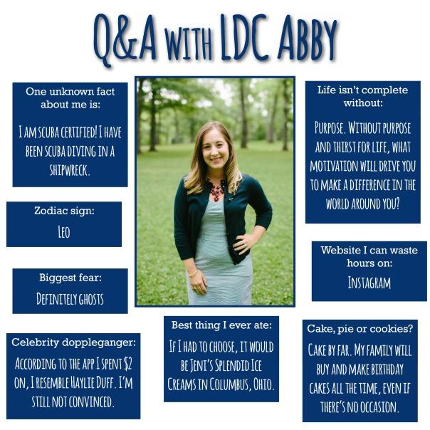 Abby Q&A