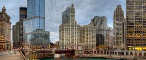 6 Chicago Veiws