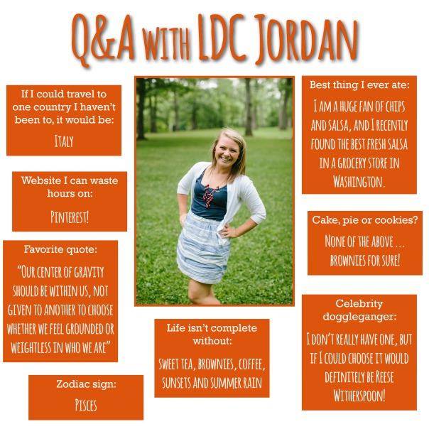 Jordan q&a