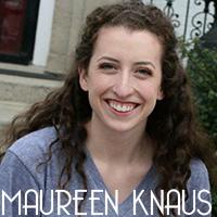 Maureen Knaus headshot