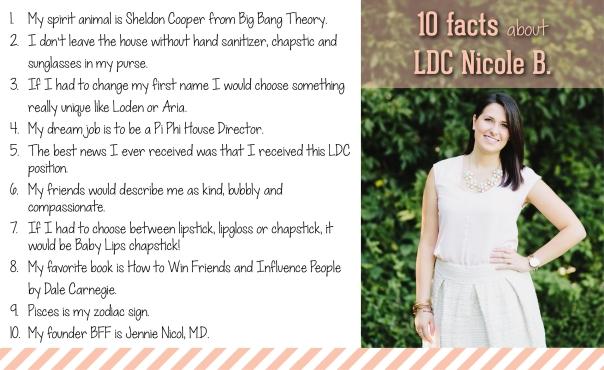 LDC Nicole B